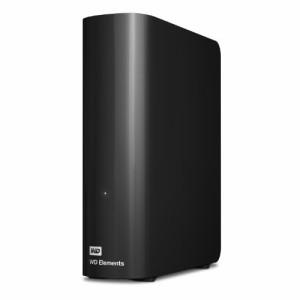 WD HDD 外付けハードディスク 5TB Elements Desktop USB3.0 WDBBKG0050HBK-JESN / 2年保証