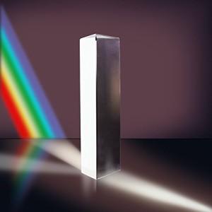 "NEEWER 7.8""/20cm光学ガラストリプル三角柱物理教学用の光スペクト【並行輸入品】"