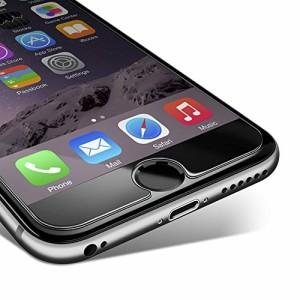 【2枚セット】iPhone 6 Plus / iPhone 6S Plusガラスフィルム Coolreall 専用保護強化ガラス 9H硬度 超薄0.25mm 【3D Touch対応】 気泡防