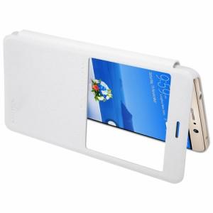 Huawei Mate 9 レザーケース ホワイト 強化ガラス保護フィルム付き ファーウェイ メイト9 Huawei Mate 9 ケース 手帳 Huawei Mate 9 ケー