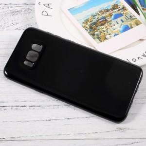 Galaxy S8 Plus ハードケース ダークブルー 液晶保護フィルム付き スマホケース  ギャラクシーS8 プラス 背面型耐衝撃 超薄軽量型
