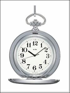 ALBA時計 アルバ ポケットウォッチAQBT029 リキワタナベ コレクション SEIKO 国内セイコー