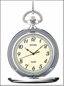 ALBA 腕時計 アルバ 時計 AABW149ポケットウォッチ アラビア数字 SUCCESS サクセス SEIKO 国内セイコー