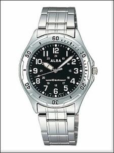 ALBA 腕時計 アルバ 時計 APBS147 メンズ ALBA SPORTS アルパ・スポーツ SEIKO 国内セイコー