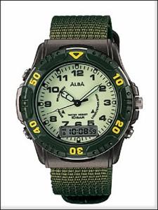 ALBA 腕時計 アルバ 時計 APEQ057 メンズ ALBA SPORTS アルパ・スポーツ SEIKO 国内セイコー