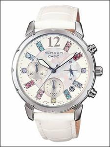 海外CASIO 海外カシオ 腕時計 SHN-5012LP-7A レディース SHEEN シーン