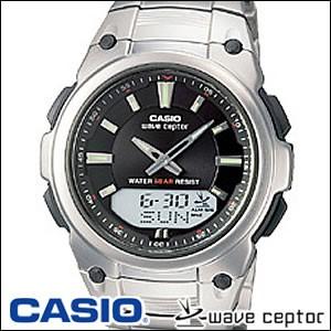 CASIO カシオ WVA109HDJ1AJF wave ceptor(ウェーブ・セプター)【電波時計】