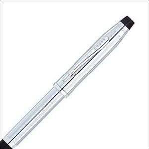 CROSS クロス 筆記具#3504 CENTURY?U センチュリー?U セレチップローラーボールペン