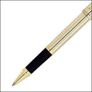 CROSS クロス 筆記具#4504 CENTURY?U センチュリー?U セレチップローラーボールペン