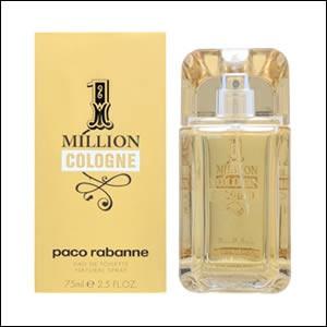 PACO RABANNE パコラバンヌ RA-1MILLIONCOLOGNE-75 メンズ ワンミリオン コロン オーデトワレ