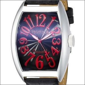 フランク三浦 腕時計 FM06K-RD ユニセックス 六号機(改) ハイパーレッド クオーツ