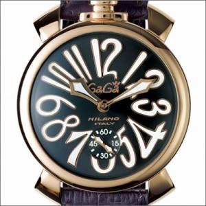 GaGa MILANO ガガミラノ 腕時計 5011.07S-GRY メンズ MANUALE マニュアーレ 48MM