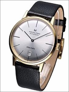 HAMILTON ハミルトン 腕時計 H38475751 メンズ Intra-Matic イントラマティック