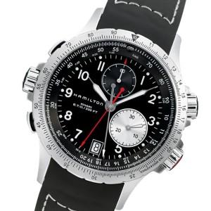 HAMILTON ハミルトン 腕時計 H77612333 メンズ Khaki ETO カーキ アビエーション