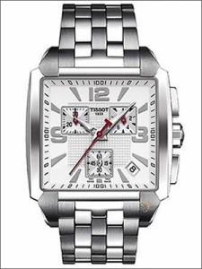 TISSOT ティソ 腕時計 T0055171127700 T005.517.11.277.00 メンズ QUAFRA クアドラ