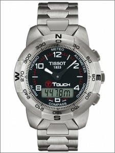 TISSOT ティソ 腕時計 T33778851 T33.7.788.51 メンズ T-TOUCH ティータッチ