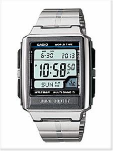 CASIO カシオ 腕時計 WV-59DJ-1AJF wave ceptor ウェーブ・セプター 電波時計