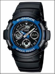 CASIO 腕時計 カシオ 時計 AW-591-2AJF Basic G-SHOCK