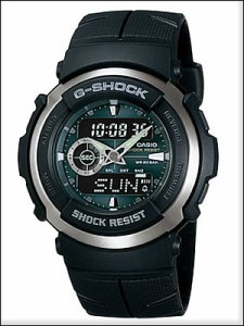 CASIO 腕時計 カシオ 時計 G-300-3AJF G-SPIKE G-SHOCK
