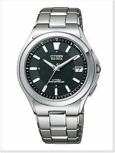 シチズン 腕時計 ATD53-2841 メンズ ATTESA アテッサ エコ・ドライブ電波時計