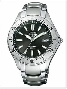 シチズン 腕時計 PMA56-2922 メンズ ペアウォッチ プロマスター MARINEシリーズ ダイバーズ エコ・ドライブ
