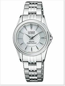 CITIZEN シチズン 腕時計 EBD75-2641 レディース ペアウォッチ EXCEED エクシード エコ・ドライブ電波時計