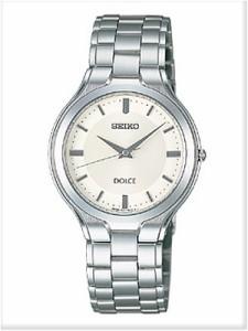 SEIKO セイコー 腕時計 SACM107 メンズ ペアウォッチ ドルチェ&エクセリーヌ メタルバンド