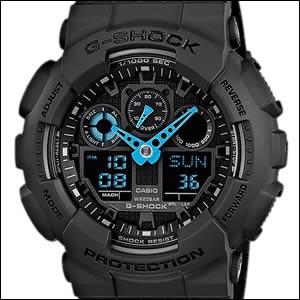 海外CASIO 海外カシオ 腕時計 GA-100C-8A メンズ G-SHOCK ジーショック