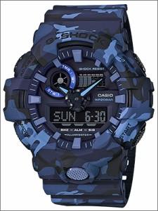 海外CASIO 海外カシオ 腕時計 GA-700CM-2A メンズ G-SHOCK ジーショック カモフラージュ クオーツ