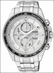 海外CITIZEN 海外シチズン 腕時計 CA0341-52A CA0341 52A メンズ ECO DRIVE エコドライブ Chronograph クロノグラフ