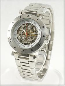 KEITH VALLER 腕時計 キースバリー 時計 KFS-WH メンズ 自動巻き 手巻き