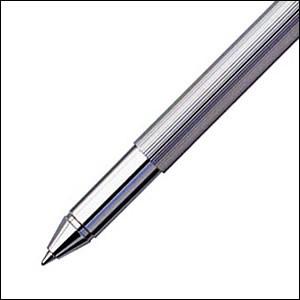 LAMY ラミー 筆記具L353 CP1 プラチナコート ローラーボール