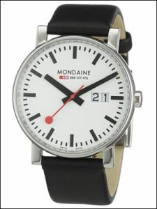 MONDAINE 腕時計 モンディーン 時計 A6273030311SBB Evo エヴォ デイト表示