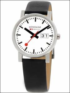 MONDAINE 腕時計 モンディーン 時計 A6693030011SBB Evo エヴォ デイト表示