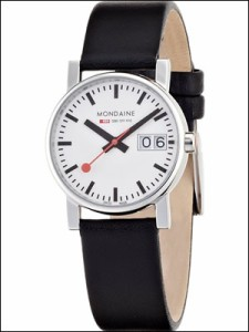 MONDAINE 腕時計 モンディーン 時計 A6693030511SBB レディース Evo エヴォ デイト表示