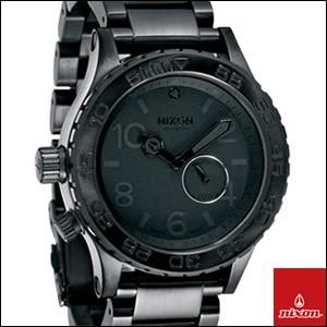 NIXON ニクソン 腕時計 A035-001 メンズ THE 42-20 ダイバーズウォッチ