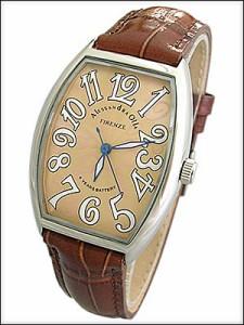 Alessandra Olla 腕時計 アレッサンドラオーラ 時計 AO-4550-4Mens メンズ メンズ モデル トノー型