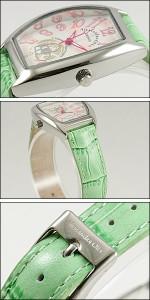 Alessandra Olla 腕時計 アレッサンドラオーラ 時計 AO-4850-GRLadys レディース 桜柄