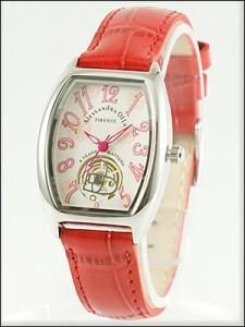 Alessandra Olla 腕時計 アレッサンドラオーラ 時計 AO-4850-RELadys レディース 桜柄