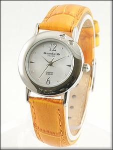 Alessandra Olla 腕時計 アレッサンドラオーラ 時計 AO-6900-ORLadys レディース 天然ダイヤモンド