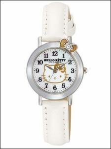 【メール便選択で送料無料/代引不可】キュー&キュー Q&Q 腕時計 正規品 シチズン CITIZEN VW23-131 レディース HELLO KITTY ハローキティ