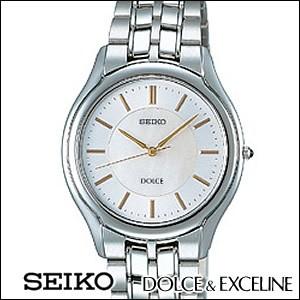 SEIKO セイコー SACL009 メンズ(ペアウォッチ) DOLCE&EXCELINE(ドルチェ&エクセリーヌ)【メタルバンド】