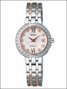 SEIKO セイコー 腕時計 SWCW085 レディース EXCELINE エクセリーヌ