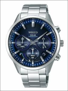 【予約受付中】【05/11〜発送予定】WIRED ワイアード 腕時計 AGAD094 メンズ ソーラー