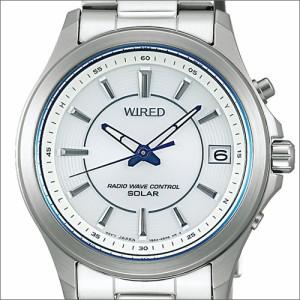 ワイアード 腕時計 WIRED 時計 正規品 AGAY011 メンズ SEIKO セイコー ソーラー 電波