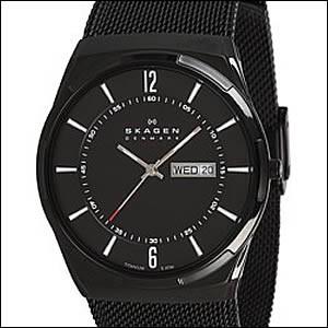 SKAGEN スカーゲン 腕時計 SKW6006 メンズ AKTIV アクティブ Titanium チタニウム