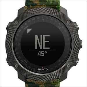 SUUNTO スント 腕時計 SS023445000 メンズ TRAVERSE ALPHA WOODLAND トラバース アルファ ウッドランド