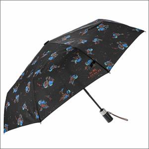 COACH コーチ F24997/SV/BK レディース 折りたたみ傘
