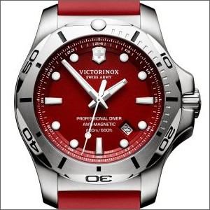VICTORINOX SWISS ARMY ビクトリノックス スイスアーミー 腕時計 241736 メンズ I.N.O.X. PROFESSIONAL DIVER イノックス プロフェッショ