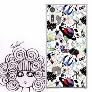 AQUOS PHONE Xx 302SH専用 ケース 50089 ScoLar スカラー スカラコ 宇宙ファンタジー かわいい ファッションブランド デザイン スマホカ